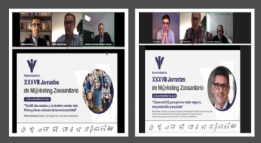 XXXVIII Jornadas de Marketing - Veterindustria